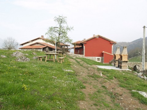 Casería El Hondrigu