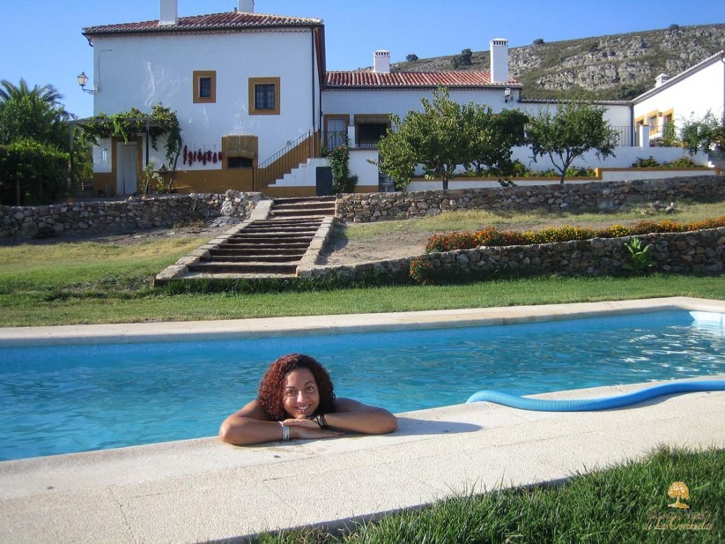 Casa rural palacio viejo de las corchuelas - Casa rural monfrague ...