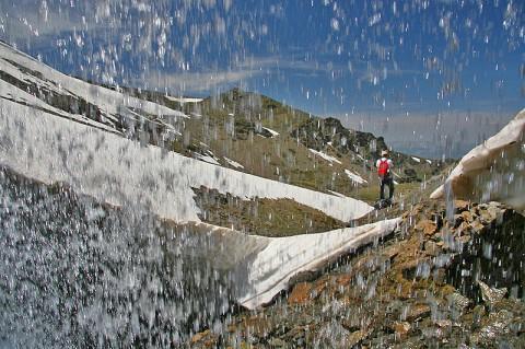 Integral de los 3.000 de Sierra Nevada