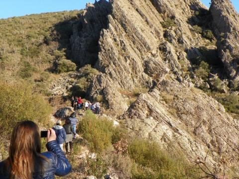 Geoturismo en Las Villuercas