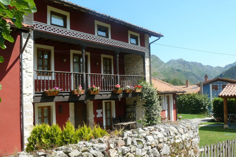La casa del tesoro - Casa tradicional asturiana ...