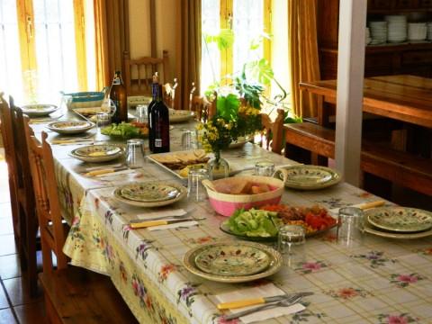 Restaurante alojamiento rural El Cantalar