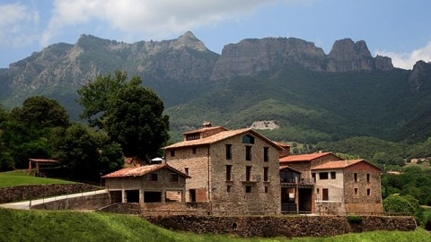 Turismo Rural Mas Les Comelles
