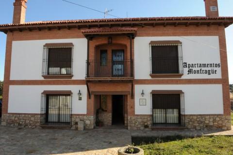 Apartamentos Rurales Monfragüe