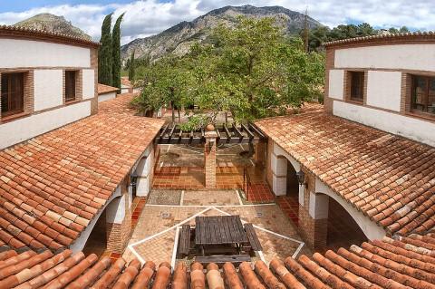Aula de Naturaleza Ermita Vieja (alojamiento)