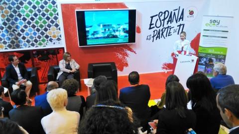 Presentado en Fitur el Observatorio Ecoturismo en España