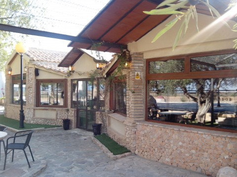 Restaurante el Mirador de Gebas