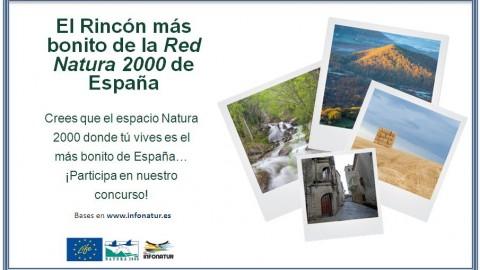 Se busca el Rincón más bonito de la Red Natura 2000 de España