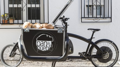 Panadería artesana y ecológica PAN DE MI PUEBLO
