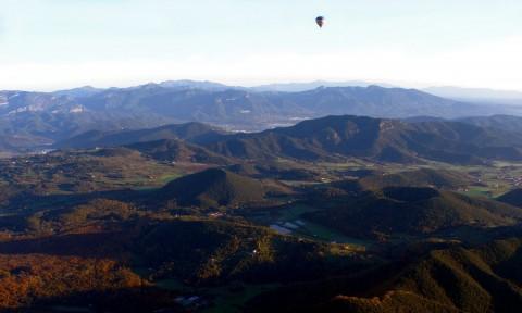 La Garrotxa, ecoturismo entre volcanes entre el Pirineo y la Costa Brava