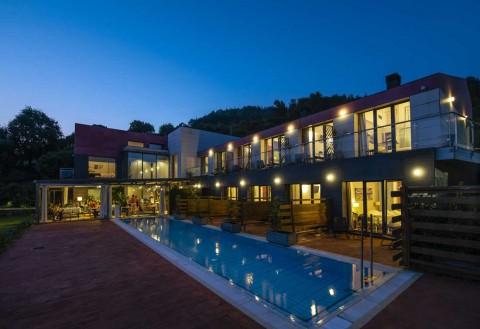 Hotel Arbe – Costa Vasca
