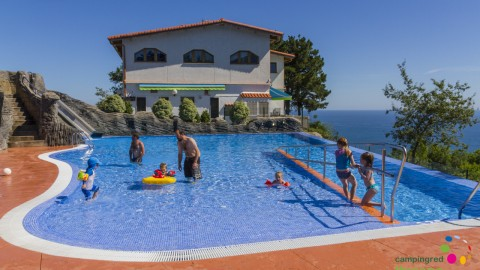 Camping & Bungalows Itxaspe – Costa Vasca