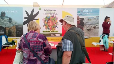 El Club Ecoturismo en España presenta su catálogo de experiencias de observación de naturaleza en la Birdfair del Reino Unido