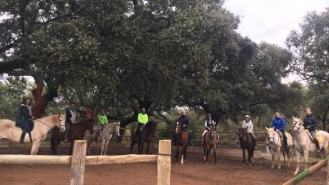 Fam Tryp de Ecoturismo en la Sierra de Aracena