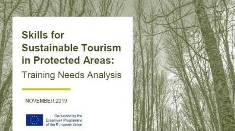 Necesidades de formación de los actores implicados en las áreas protegidas para promover un turismo sostenible
