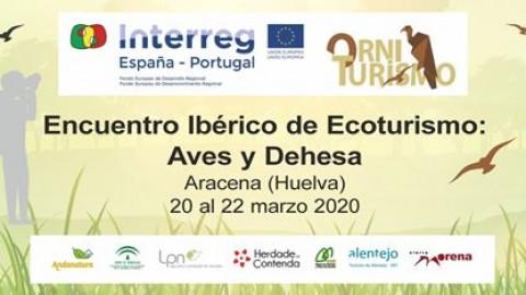 Encuentro Ibérico de Ecoturismo: Aves y Dehesa
