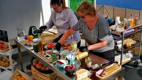 Descubre, disfruta y saborea cultivos ecológicos en La Palma