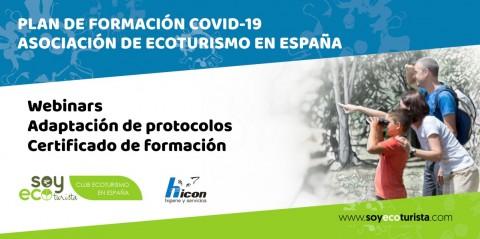 FINALIZA EL PLAN DE FORMACIÓN COVID 19