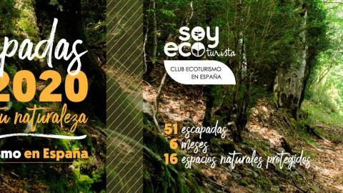 EL CLUB ECOTURISMO LANZA EL CATÁLOGO DE ESCAPADAS DE ECOTURISMO 2020
