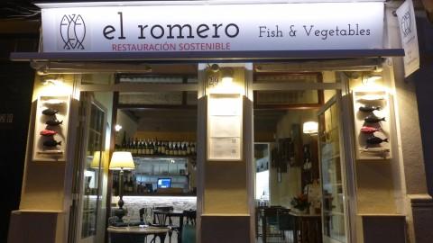 El Romero restauración sostenible