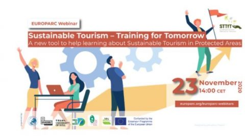Disponible el Webinar sobre la plataforma de formación Sustainable Tourism – Training for Tomorrow