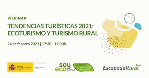EscapadaRural.com y el Club Ecoturismo en España presentan un informe que recoge los datos de sus respectivos Observatorios sobre las tendencias de consumo que se consolidarán tras la pandemia