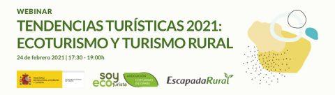 Tendencias Turísticas 2021: Ecoturismo y Turismo Rural