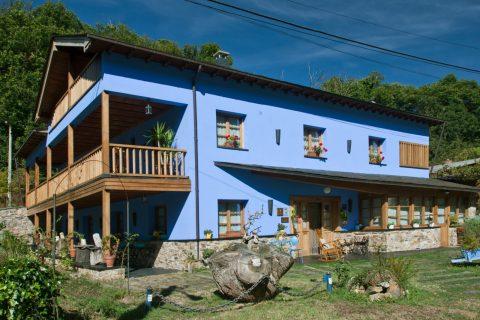 La Casa Azul de Villaconejo
