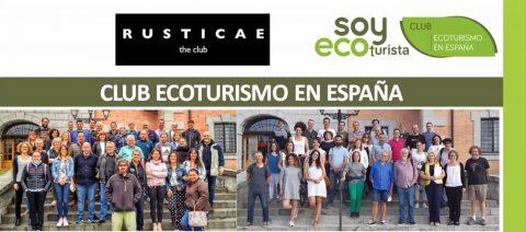 Hoteles de la cadena Rusticae se interesan por incorporarse al Club Ecoturismo en España