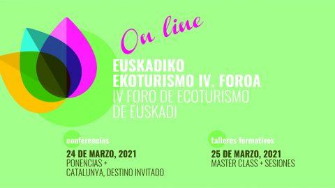 Finaliza el IV Foro de Ecoturismo de Euskadi