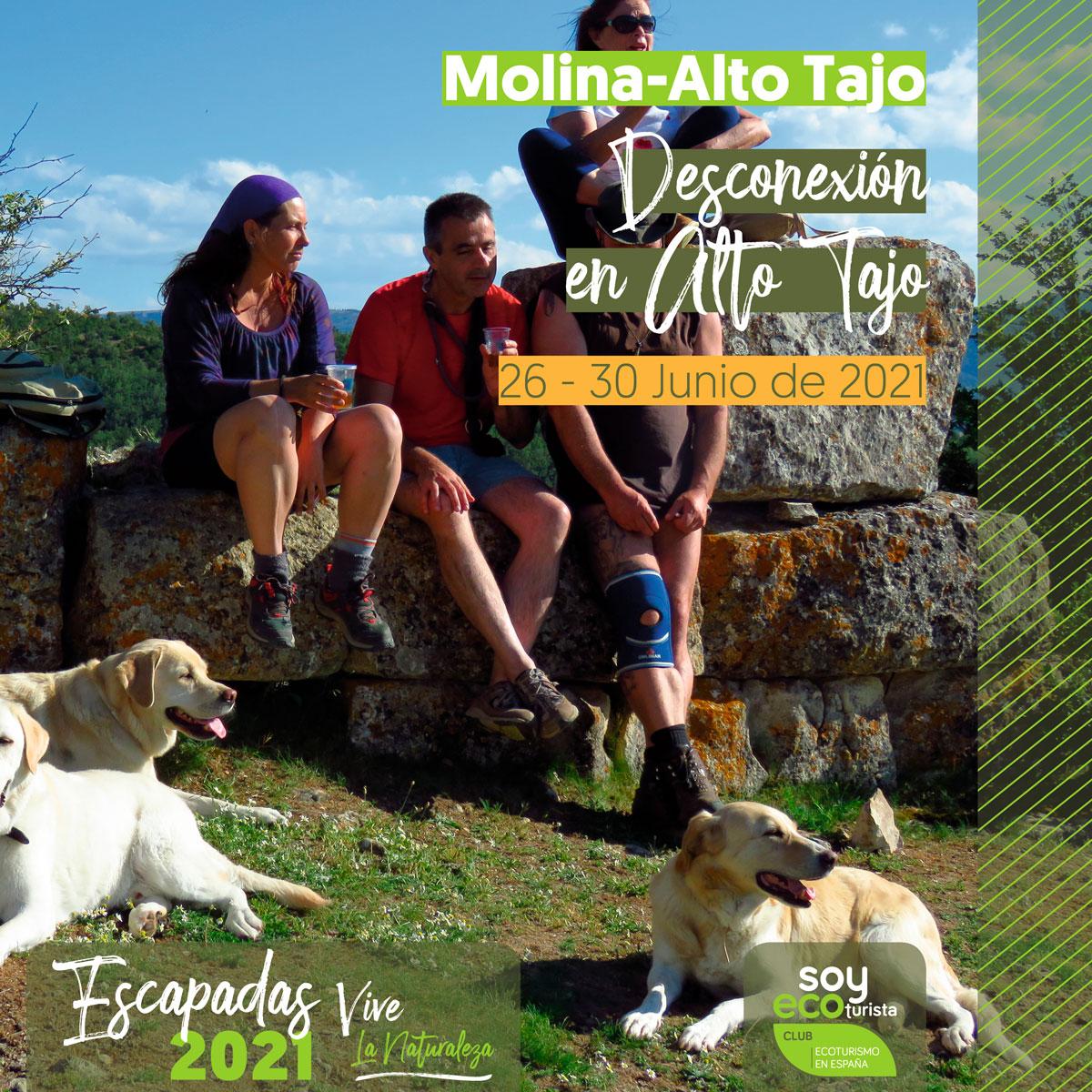 Despídete de la primavera con estas tres escapadas en junio - Molina Alto Tajo