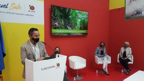 El producto Ecoturismo en España se presenta en FITUR como una oportunidad para los turistas que deseen conocer nuestros espacios naturales