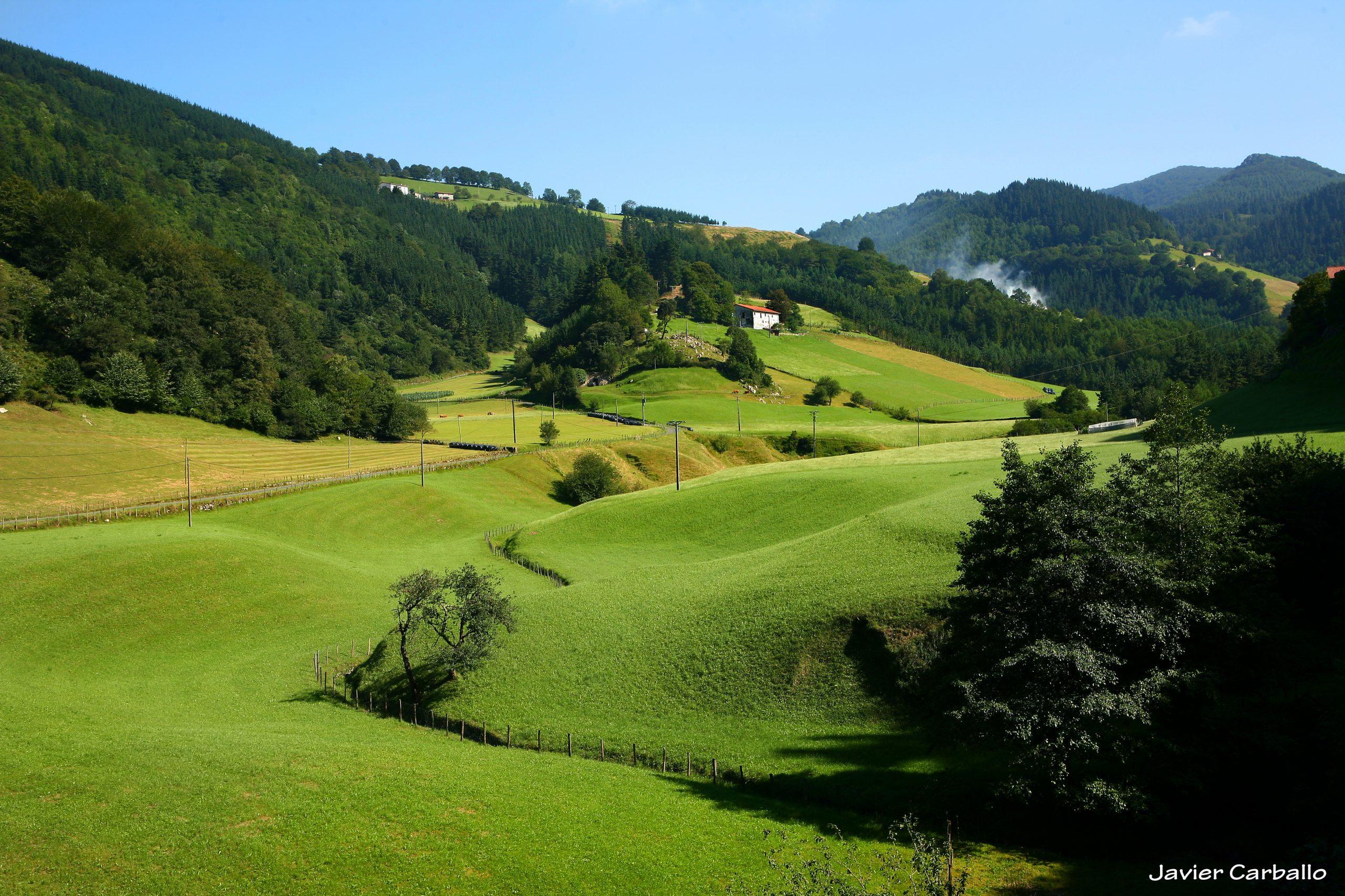 Geoparque Costa Vasca @soyecoturista Club Ecoturismo en España Practicar senderismo en españa