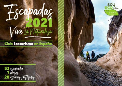 El Club Ecoturismo en España lanza el Catálogo de Escapadas 2021