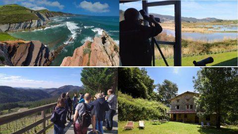 Basquetour, la Agencia Vasca de Turismo, impulsa el ecoturismo en Euskadi con la Asociación de Ecoturismo en España