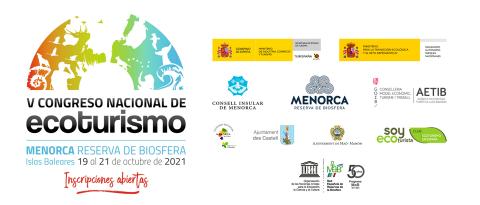 Abierto plazo de inscripción para el V Congreso Nacional de Ecoturismo