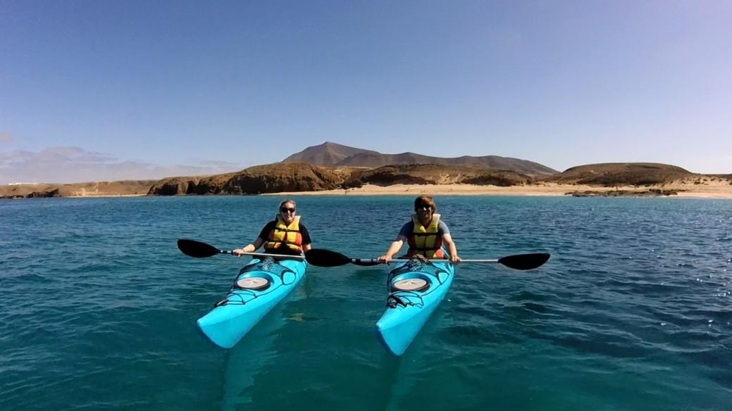 6 experiencias marítimas de ecoturismo en Lanzarote