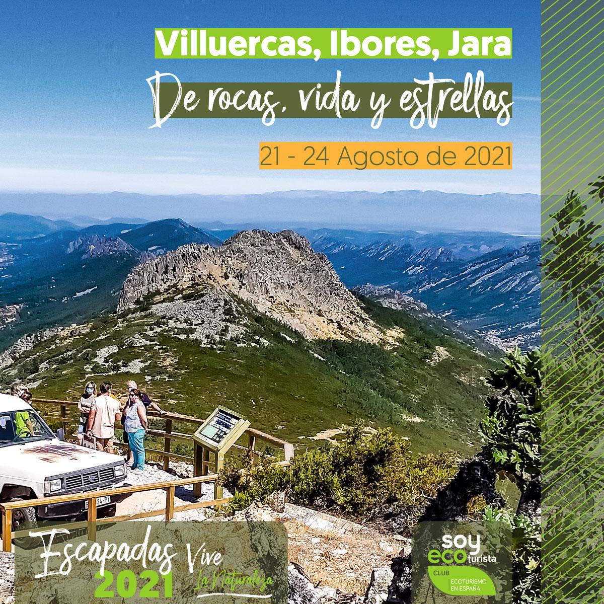 Zambúllete en la historia, paisajes y experiencias que estas escapadas de agosto están dispuestas a ofrecerte Villuercas Iberos Jara