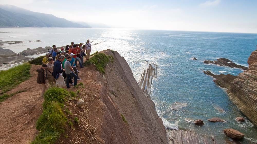 6 experiencias marítimas de ecoturismo Geoparque Costa Vasca y Flysch