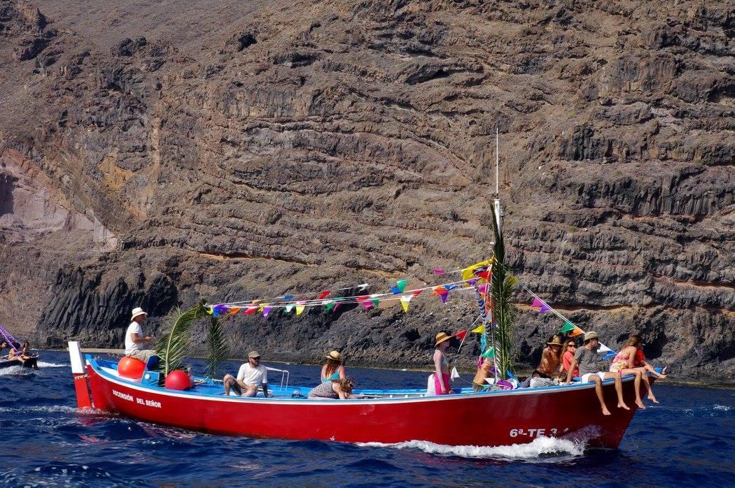 6 experiencias marítimas de ecoturismo en La Gomera