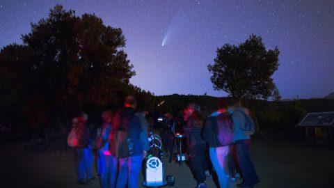 Experiencias Starlight: o cómo sumergirte en el mundo de las estrellas gracias al ecoturismo