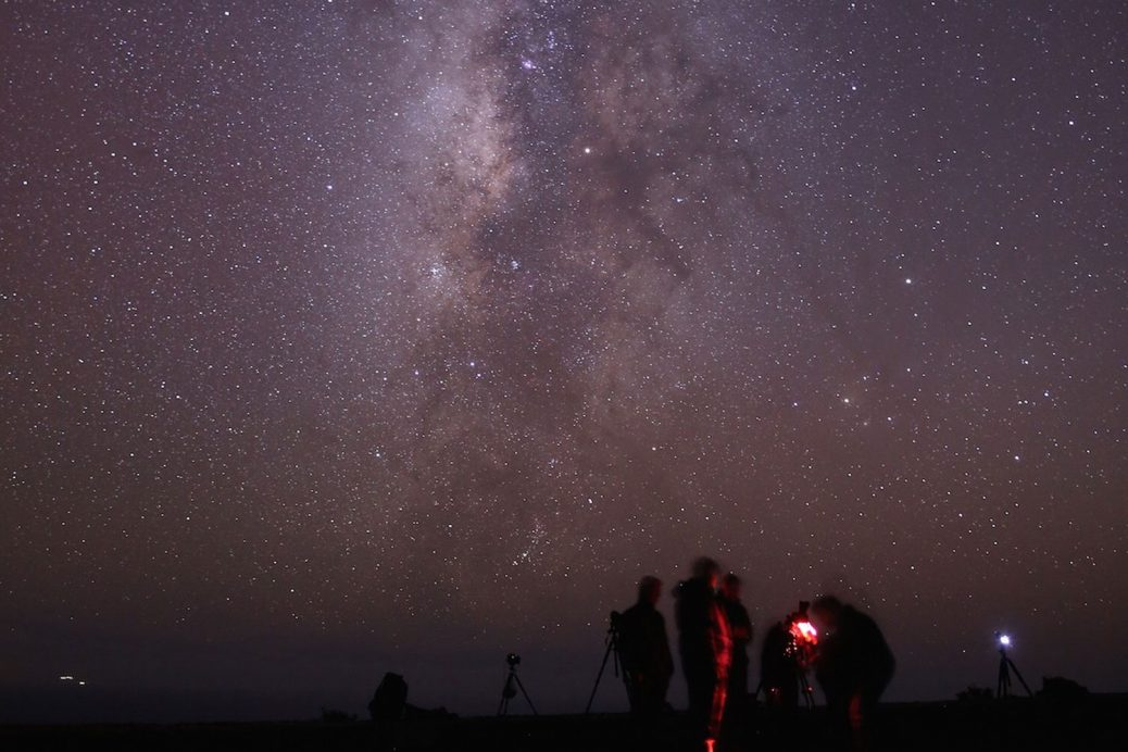 experiencias Starlight ecoturismo