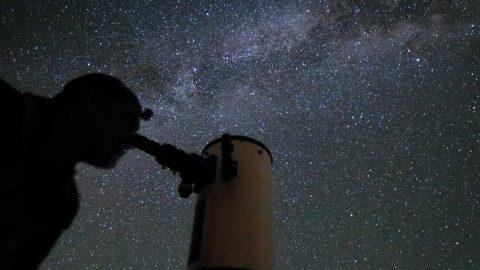 Taller Observación Astronómica en Sierra de Aracena  y Picos de Aroche con Lynxaia