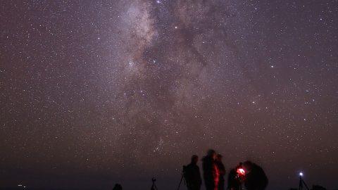 Tour astronómico: Observación de estrellas con AstroLaPalma
