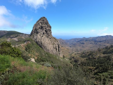 La última empresa ganadora de la promoción #SoyEcoturista 2020 disfruta de su premio en la isla de La Gomera