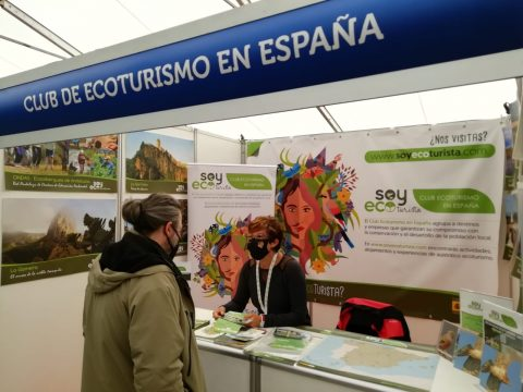 El Club Ecoturismo asiste a NATURCYL 2021