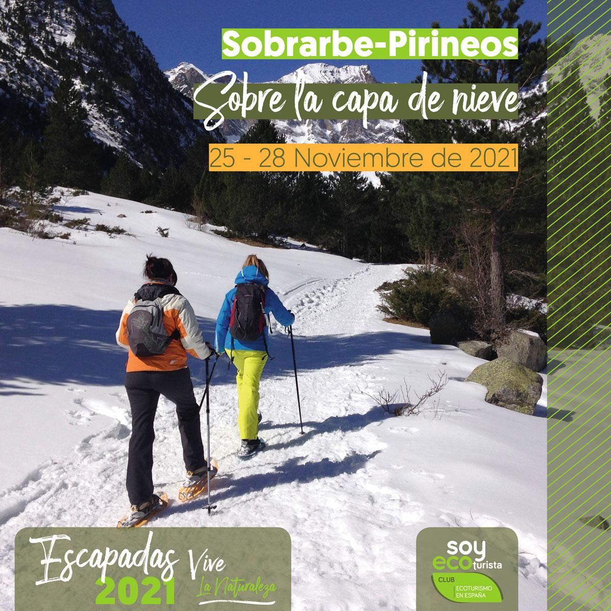 una escapada a Sobrarbe-Pirineos en noviembre para sentir el auténtico ecoturismo