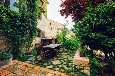 Hotel rural con encanto Abadía Samitier