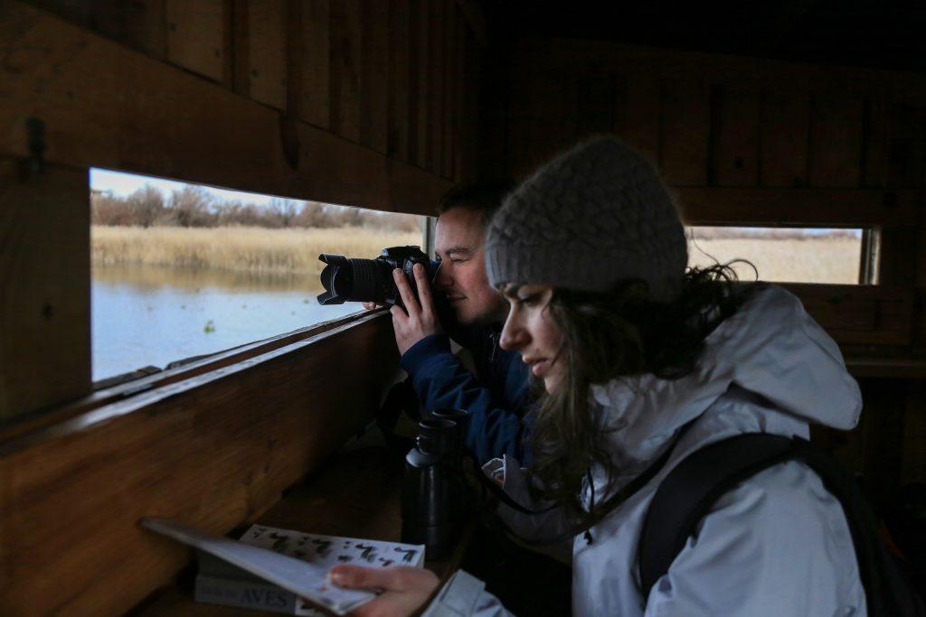 Birdwatching experiencias ecoturismo