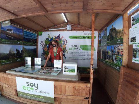 El Club Ecoturismo en España se promociona en la Mad Bird Fair 2021